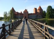 "Альбом ""Trakai, Lithuania"""