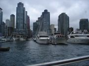 Vancouver Harbour - Daytime